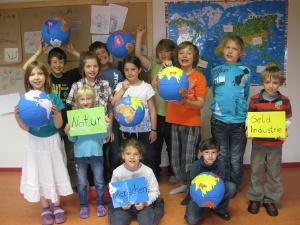 Mai 2011 - Freie Schule Bredelem erhält Auszeichnung in Berlin